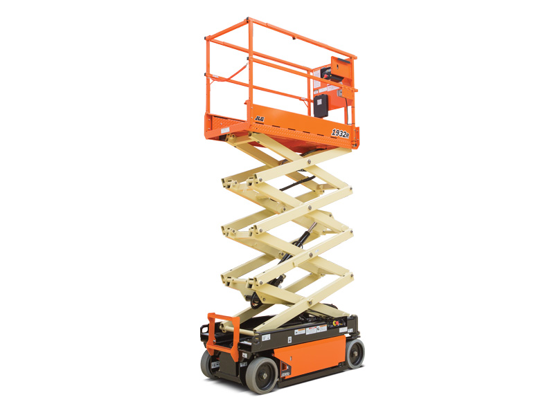 R Series Electric Scissor Lift