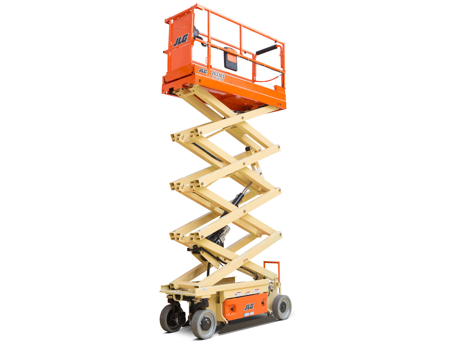 ES Series Electric Scissor Lift