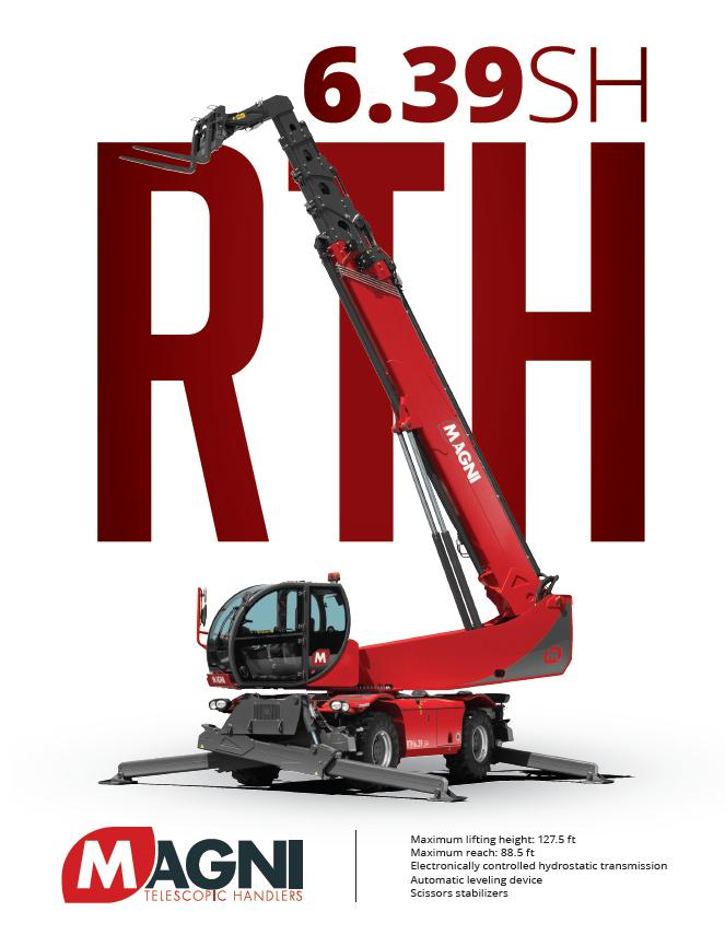 Magni RTH 6 39 SH – Stanmore Equipment Ltd